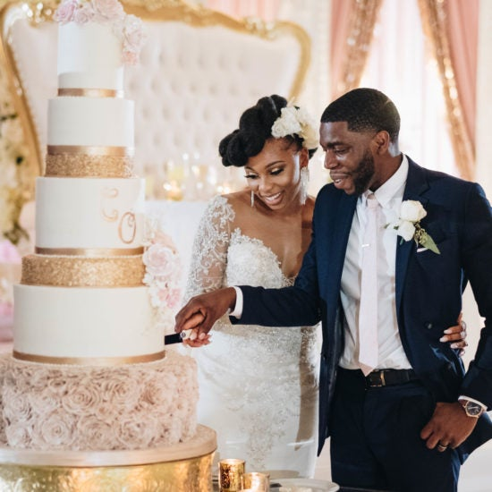 Bridal Bliss: Crystal and Olayinka's Wedding Overflowed With Tradition and Love