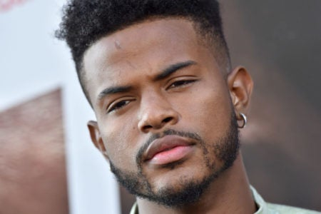 Trevor Jackson Was Told After An Audition That There's Only Room For One Black Lead