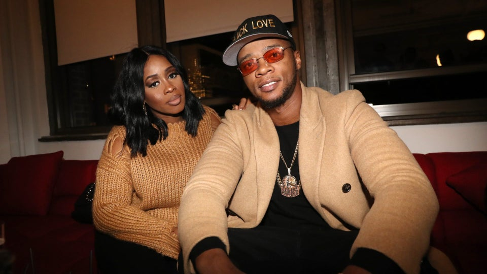 Remy Ma and Papoose Show Us Just Why They Call Their Baby Girl 'The Golden Child'