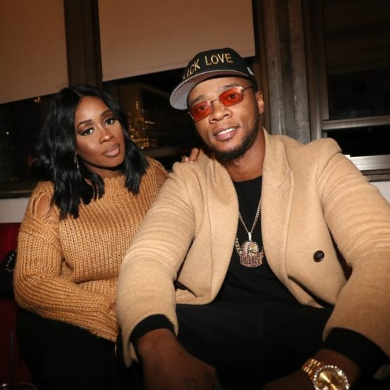 Remy Ma and Papoose Showed Us Just Why They Call Their Daughter 'The Golden Child'