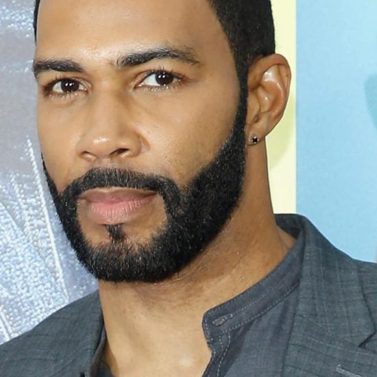 Omari Hardwick Questioned About That Time He Kissed Beyoncé