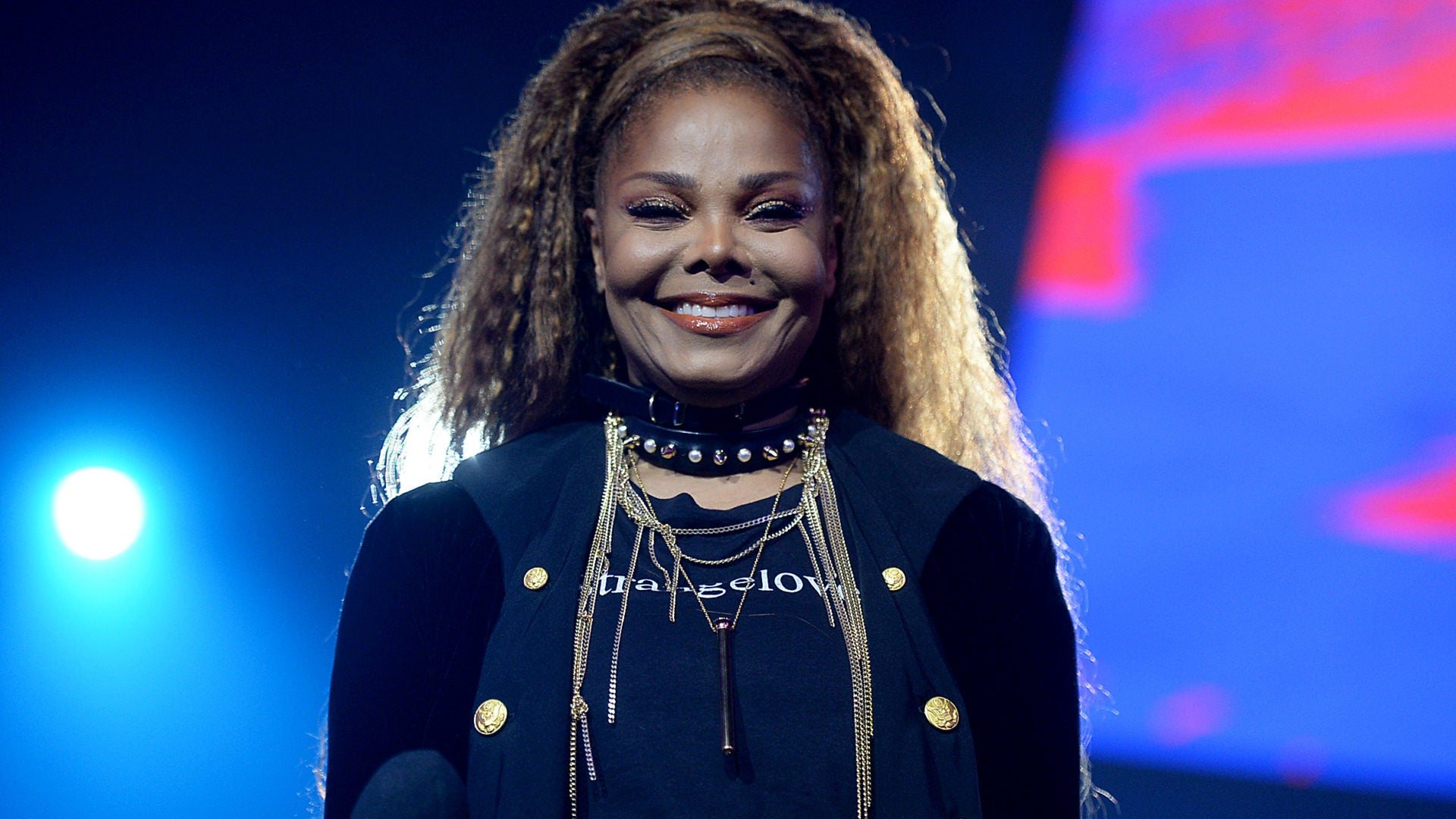 Janet Jackson Admits She Doesn't Use A Nanny To Help With Son Eissa