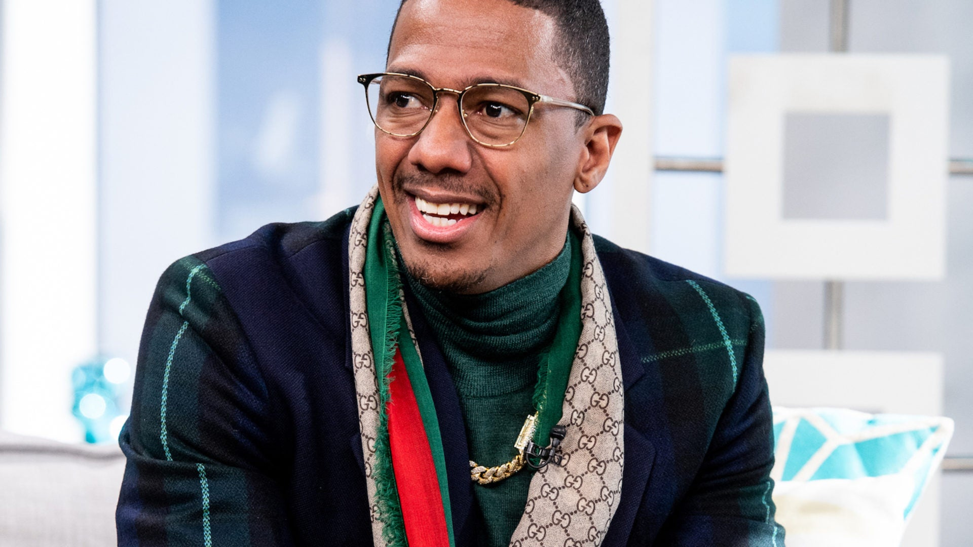 Nick Cannon Denies Dropping Dr. Sebi Documentary