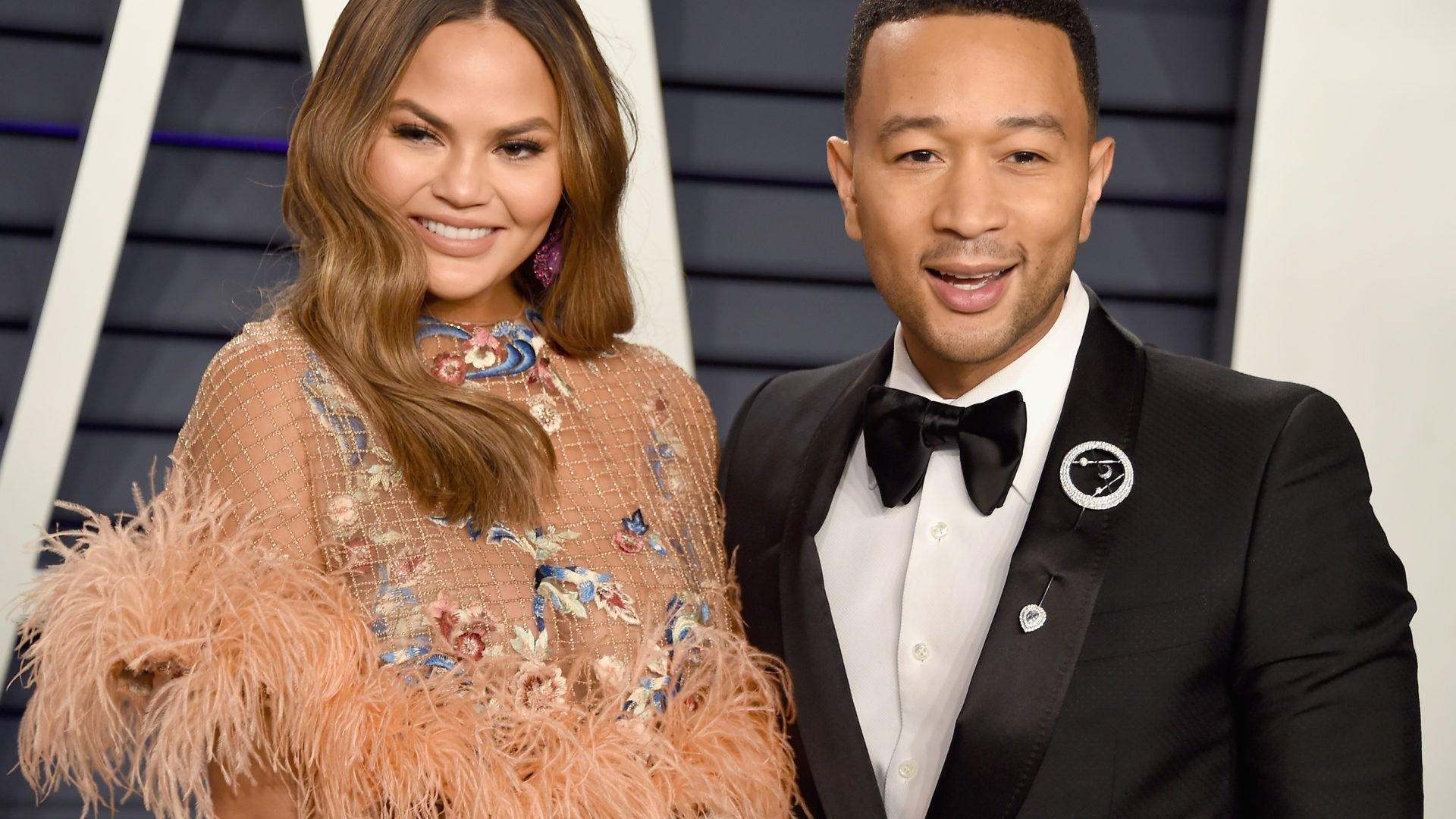 Chrissy Teigen Reacts To John Legend Being Named People's 'Sexiest Man Alive'