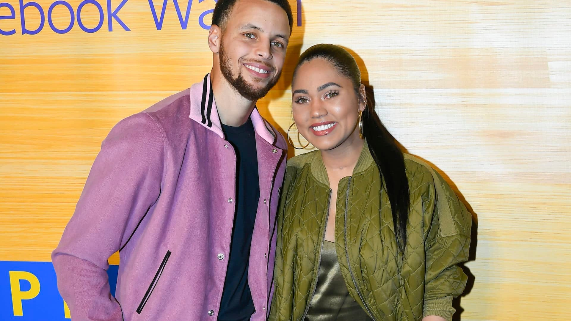 Steph Curry Is 'Proud' Of Wife Ayesha Following Honest 'Red Table Talk'