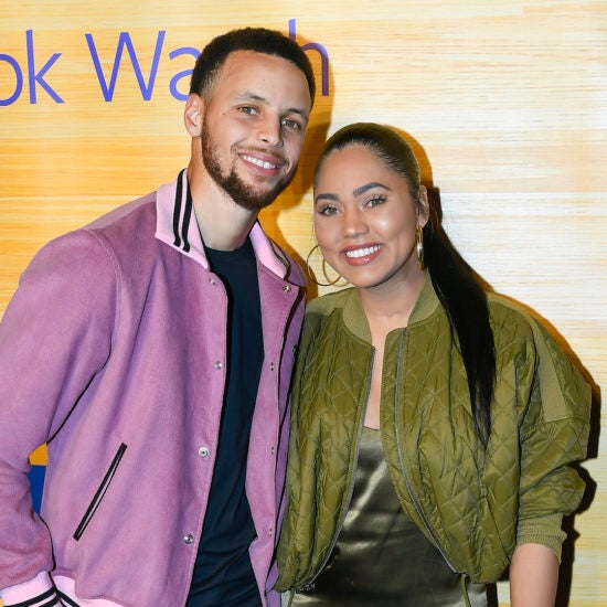 Steph Curry Is 'Proud' Of Wife Ayesha For Not Being Afraid Of 'Potential Bulls--t' After 'Red Table Talk'