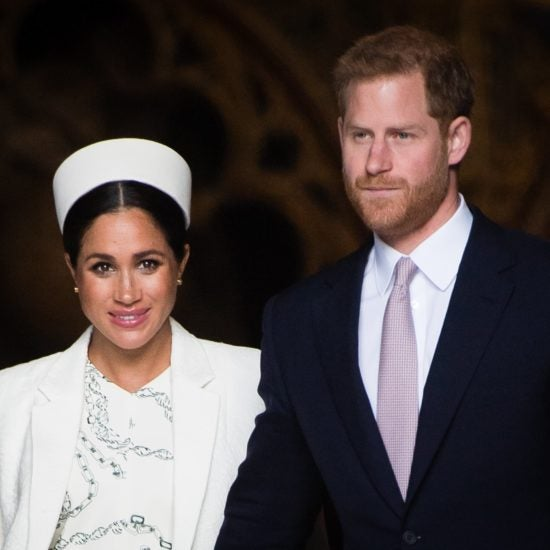 Prince Harry and Meghan Markle Welcome A Baby Boy!