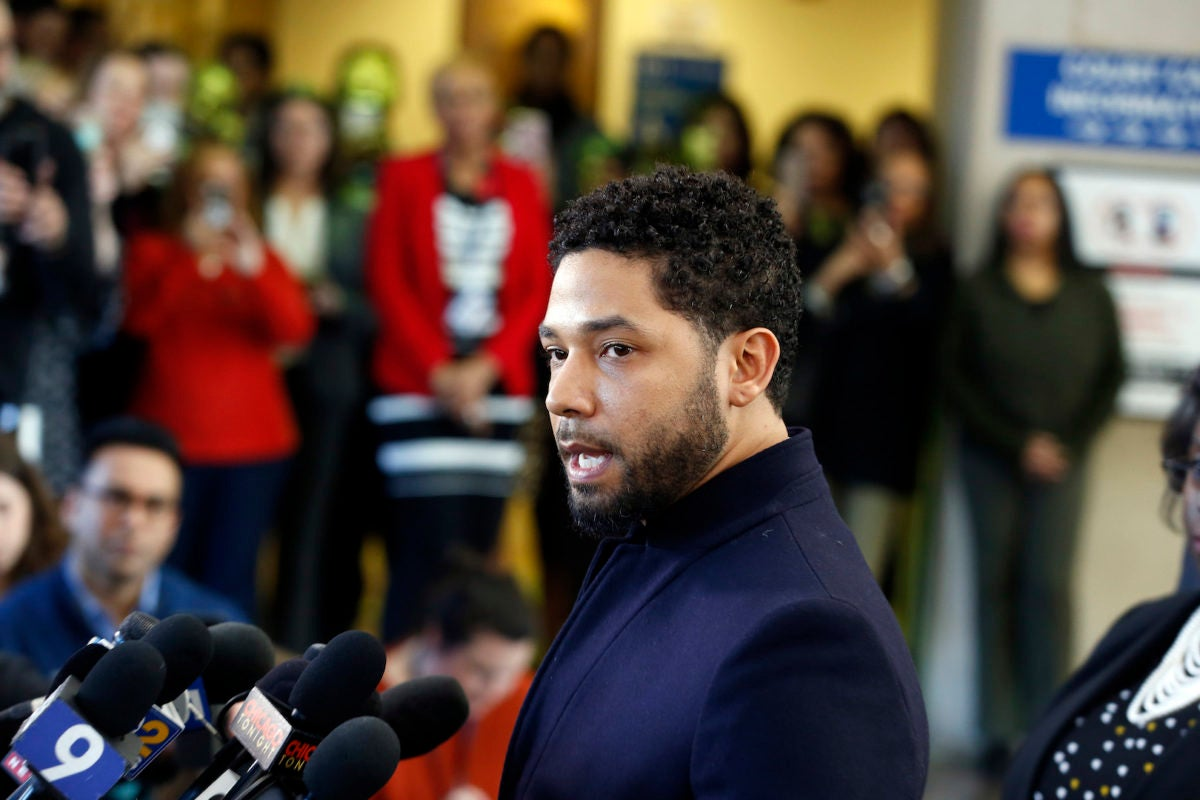 Jussie Smollett Is Suing Chicago for 'Malicious Prosecution'
