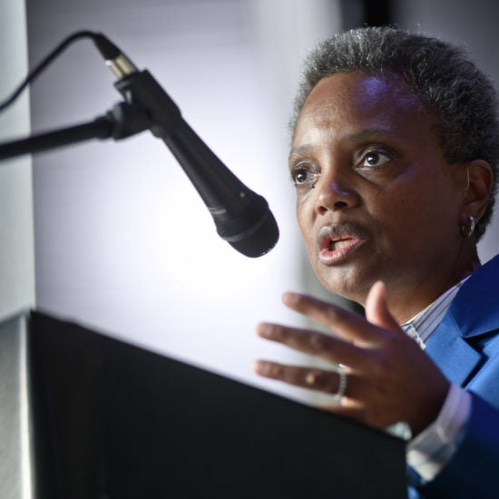 Chicago Mayor Lori Lightfoot Fires Police Superintendent Eddie Johnson: 'He Intentionally Lied To Me'