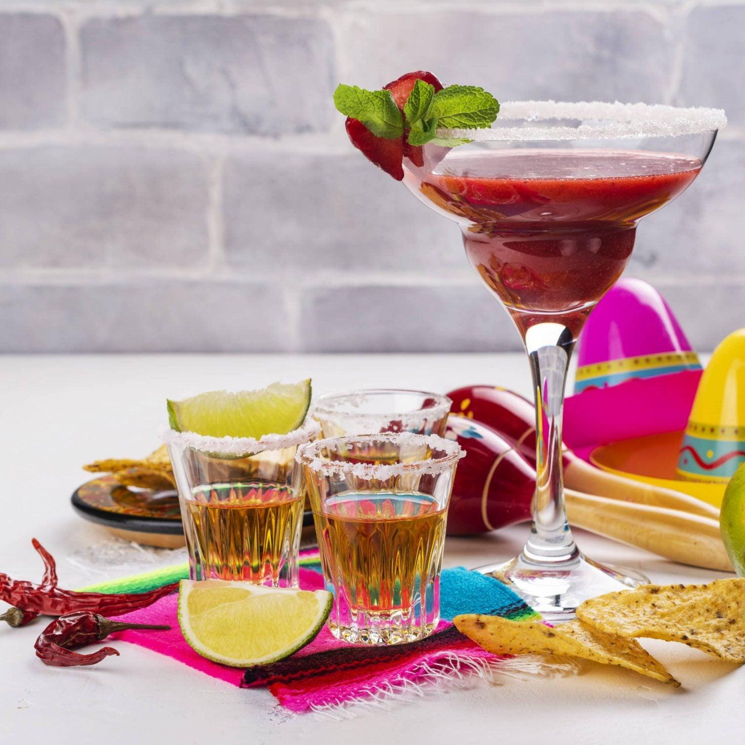 Celebrate Cinco de Mayo With Four Festive Tequila Cocktails