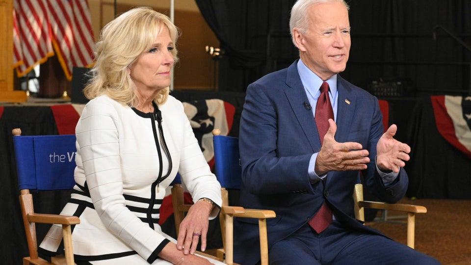 Opinion: Jill Biden Doesn't Get To Tell People To 'Move On' From Anita Hill