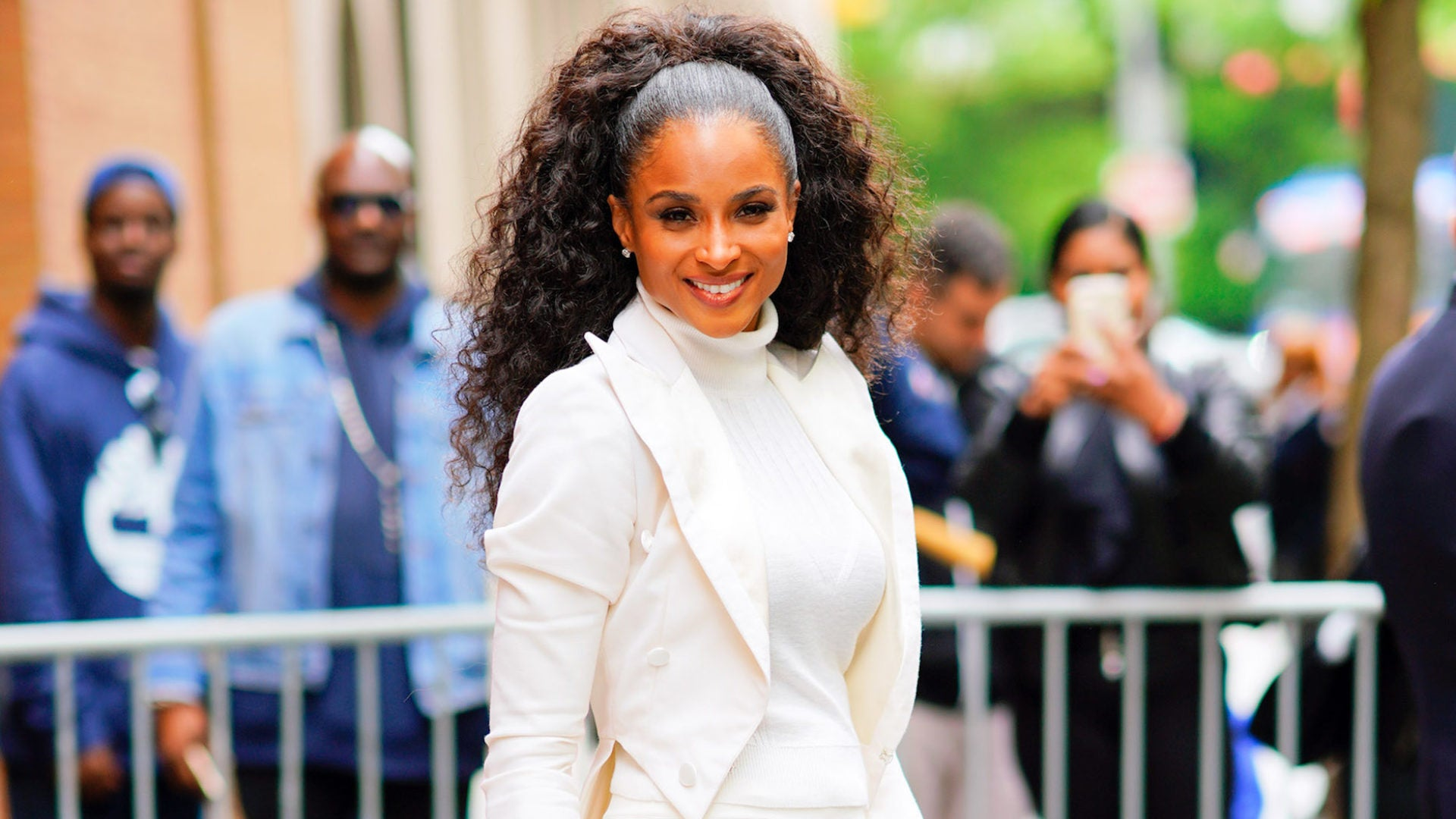 Ciara Levels Up With Ivy League Acceptance Into Harvard