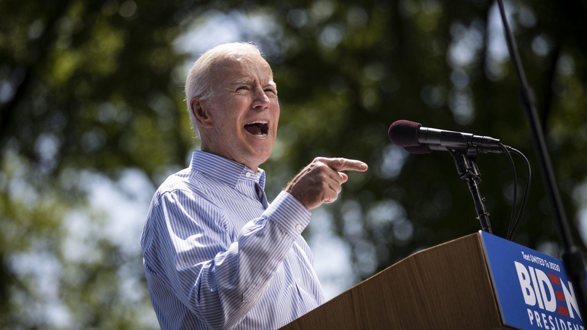 Joe Biden Announces Education Plan To Raise Teacher Pay, Invest In Schools