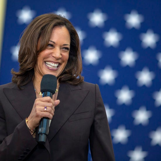 Kamala Harris Rolls Out Aggressive Plan To Get Women Paid What They're Owed