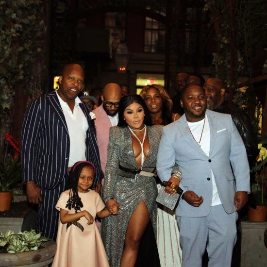 Lil Kim Celebrates Notorious B.I.G.'s Birthday With Star-Studded Dinner
