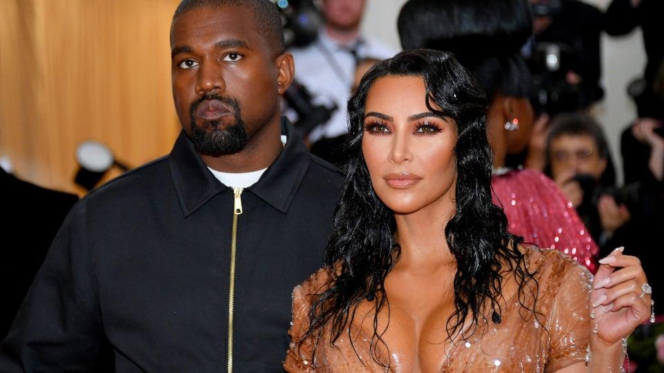 Kanye West And Kim Kardashian Name Their New Son Psalm West