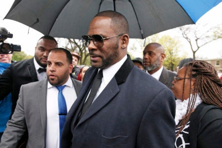R. Kelly Now Facing 11 New Sexual Assault Charges