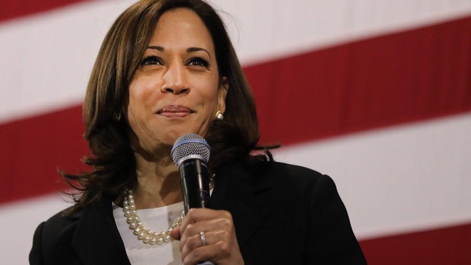 Kamala Harris Defends Criminal Justice Record In South Carolina NAACP Speech