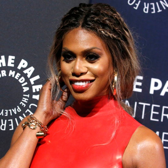 Laverne Cox, Gabourey Sidibe, Gabrielle Union, And More Celebs Out And About