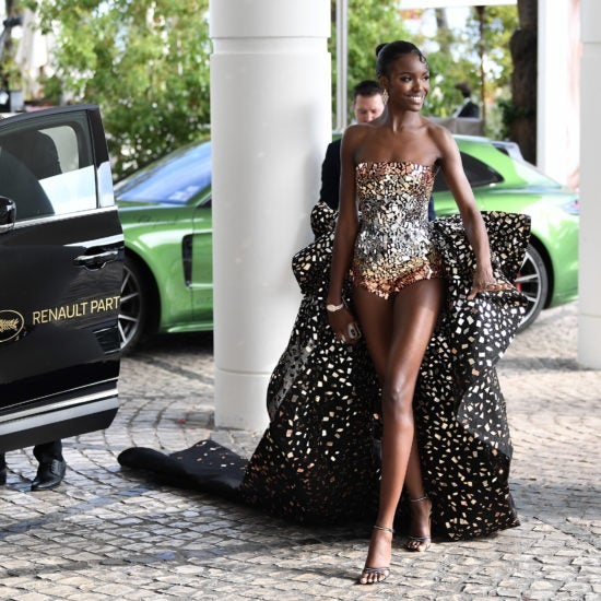 10 Jaw-Dropping Black Fashion Moments At The 2019 Cannes Film Festival