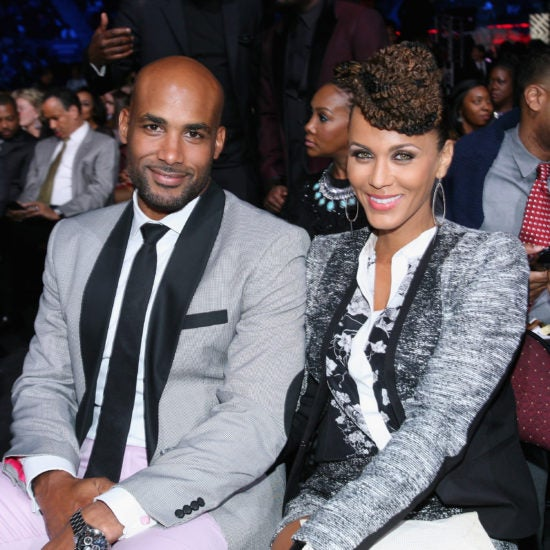 Nicole Ari Parker Hilariously Pranked Boris Kodjoe In The Bathroom In Honor Of Their 14th Anniversary