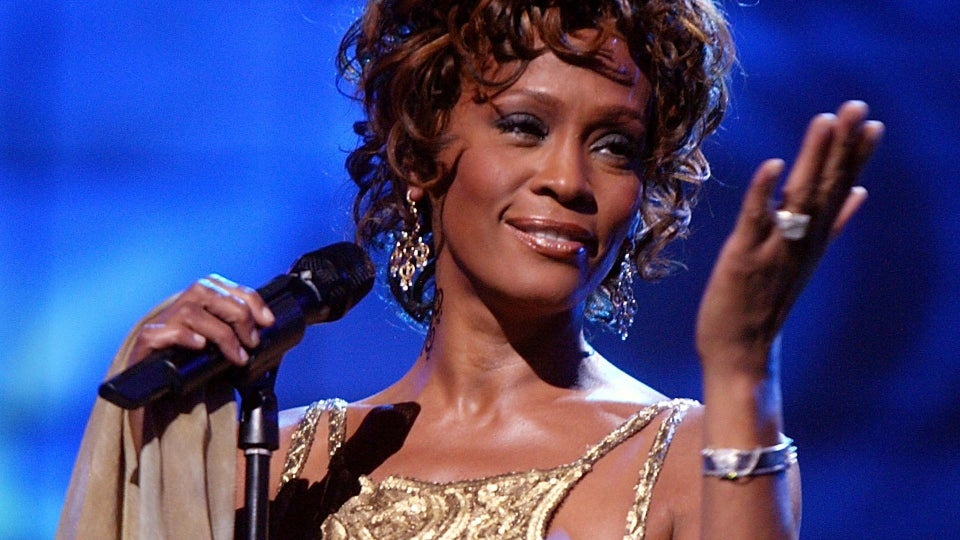 Kevin Costner Reveals Whitney Houston Secret About  Iconic 'The Bodyguard' Movie Poster