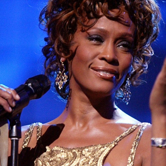 Whitney Houston's Estate Is Planning A 'Hologram' Tour