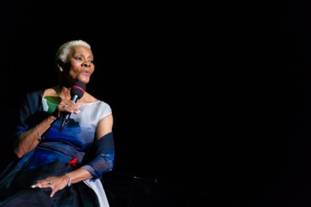 Dionne Warwick Says There's No More Classic Or Iconic Artists