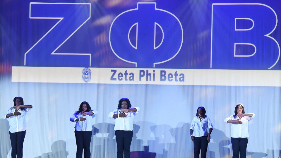 Exclusive: Zeta Phi Beta Sorority Responds To Allegations About Banning Trans Women From Membership