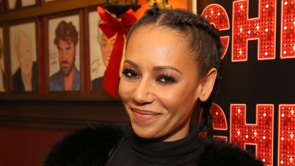 Everything We Know About Mel B's  Scary Eye Condition
