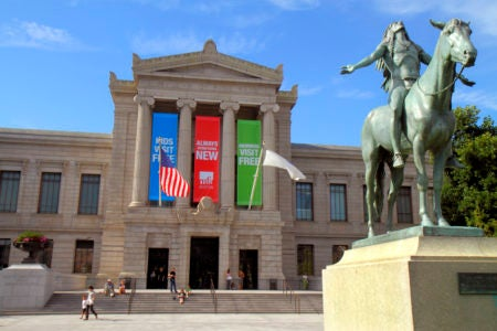Boston's Museum Of Fine Arts Accused Of Racially Profiling Middle School Students Of Color