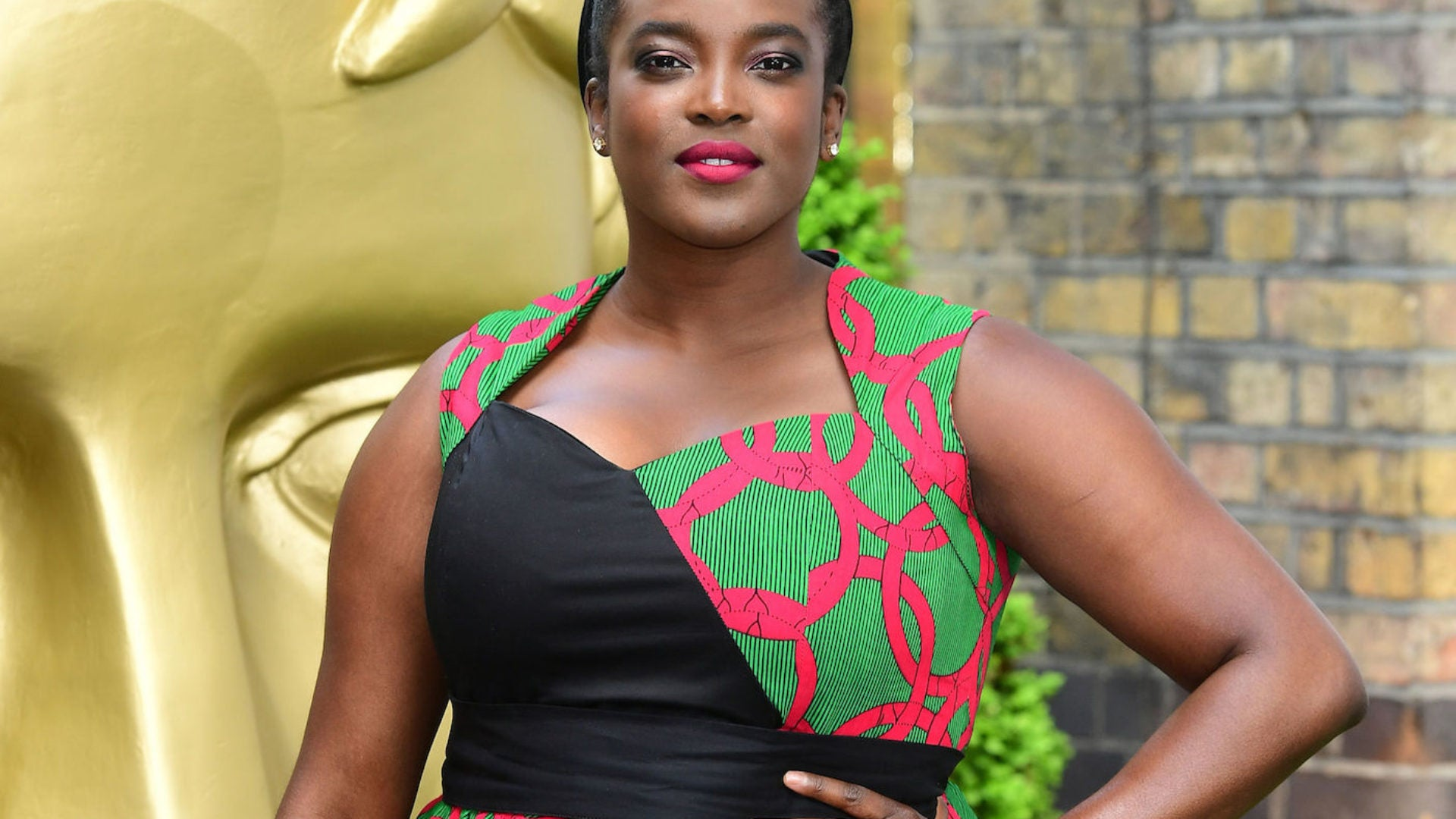 'Luther' Star Wunmi Mosaku Says Women Deserve To Be Protected