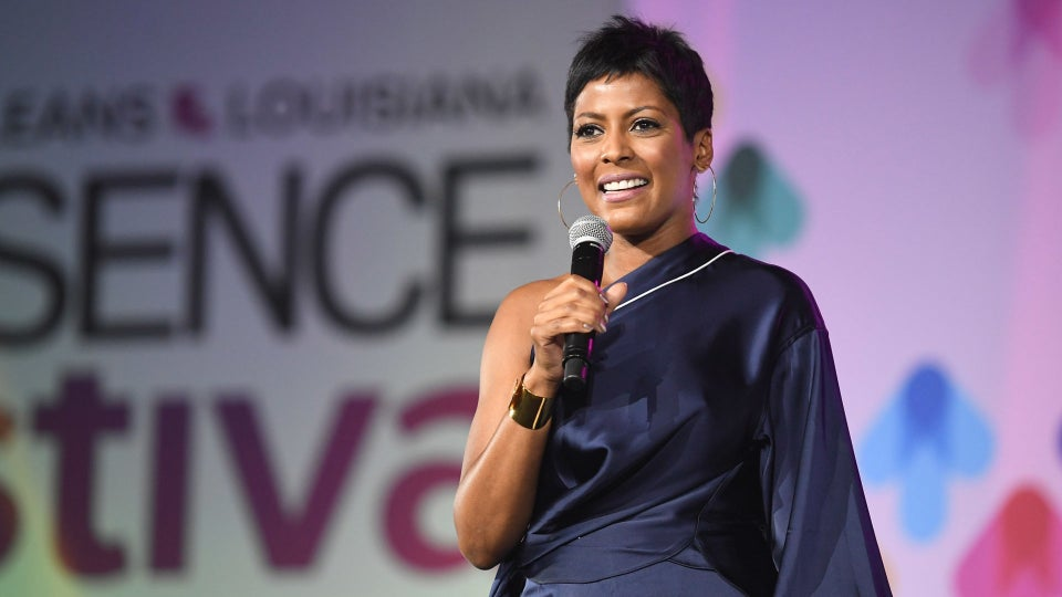 Tamron Hall On Keeping Her Pregnancy A Secret: 'I Was Terrified I Would Lose This Baby'