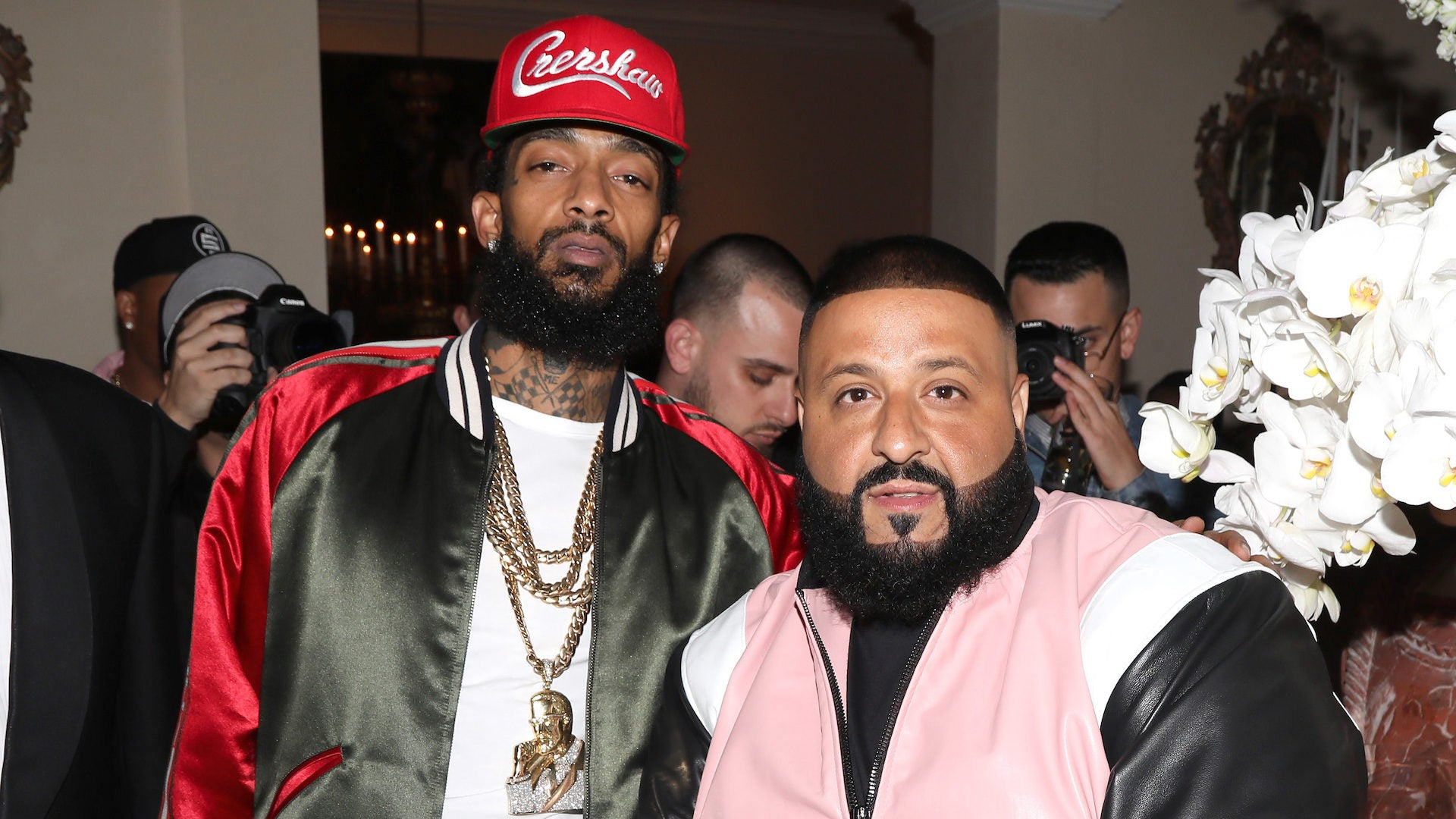 Here's Your First Look At New Music Video Featuring Nipsey Hussle