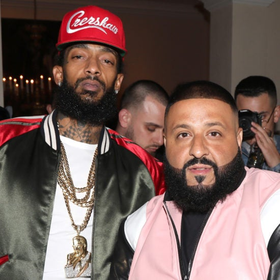 The Marathon Continues: Here's Your First Look At DJ Khaled's New Music Video Featuring Nipsey Hussle