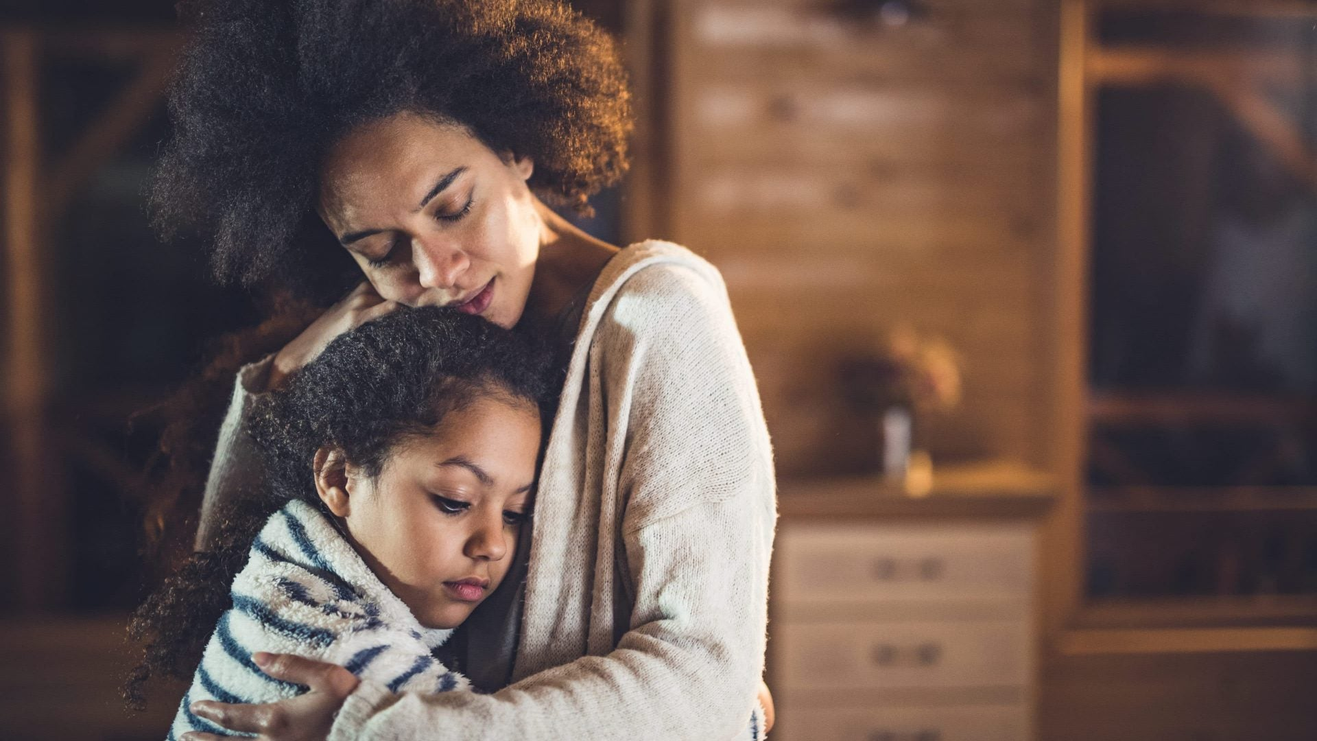 Opinion: The Horrors Of Being A Black Mother In America