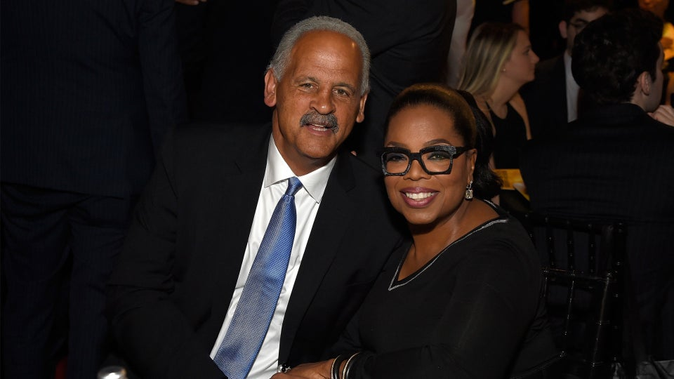 Stedman Graham Shares The Secret To His Lasting Relationship With Oprah Winfrey