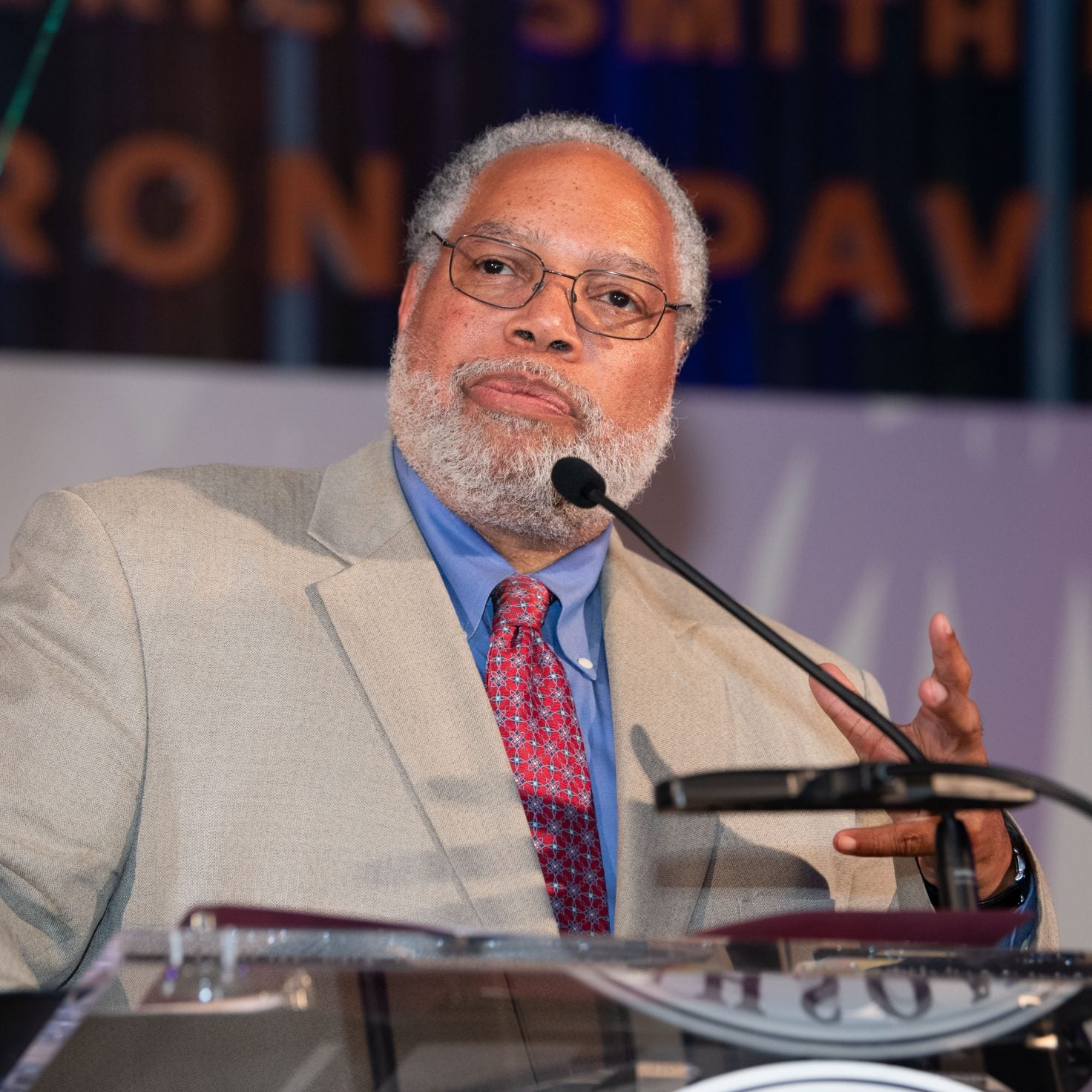 Lonnie Bunch III Tapped To Become 1st Black Secretary Of The Smithsonian