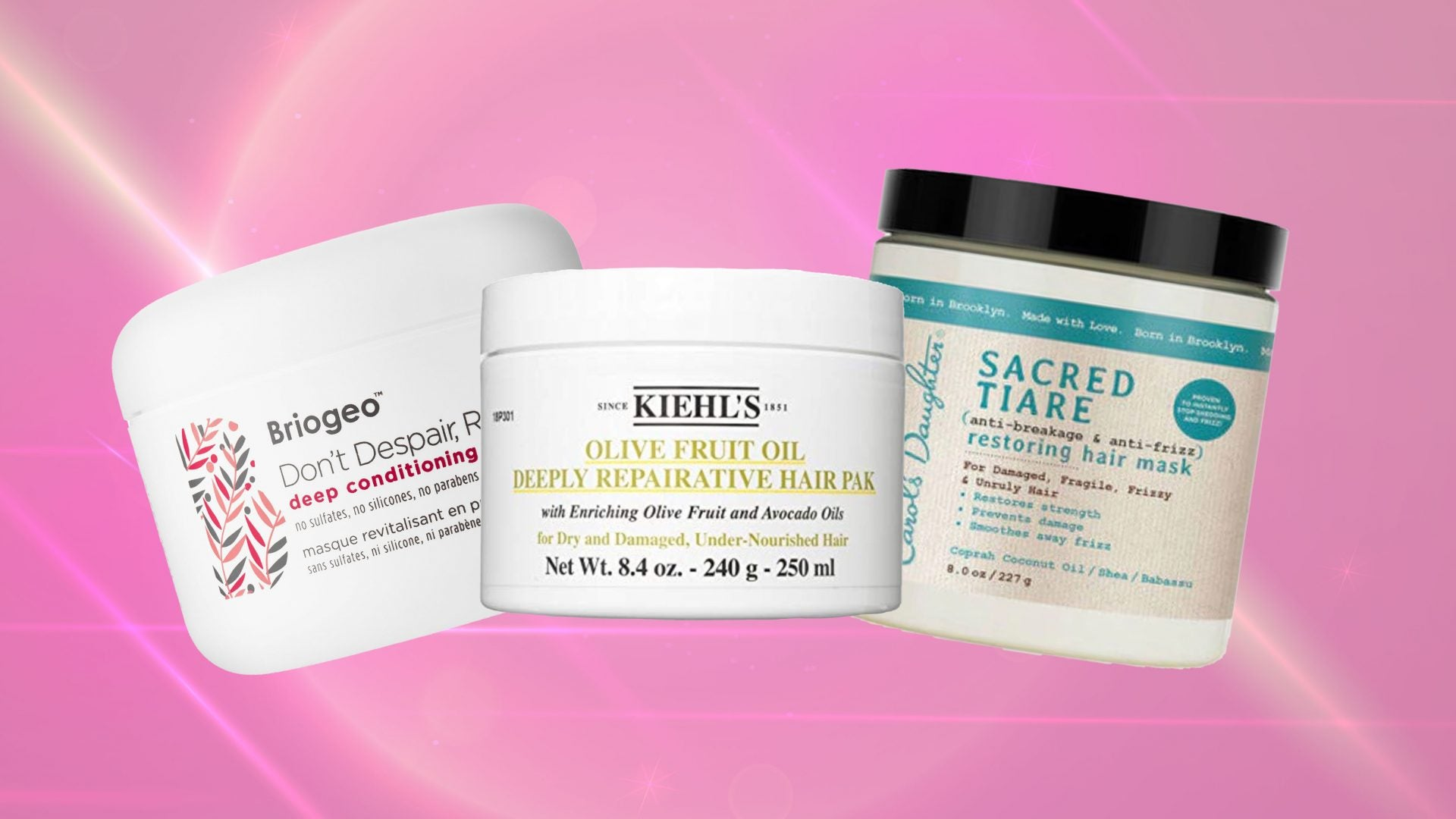 9 Hair Masks That Will Give Coarse Hair Life