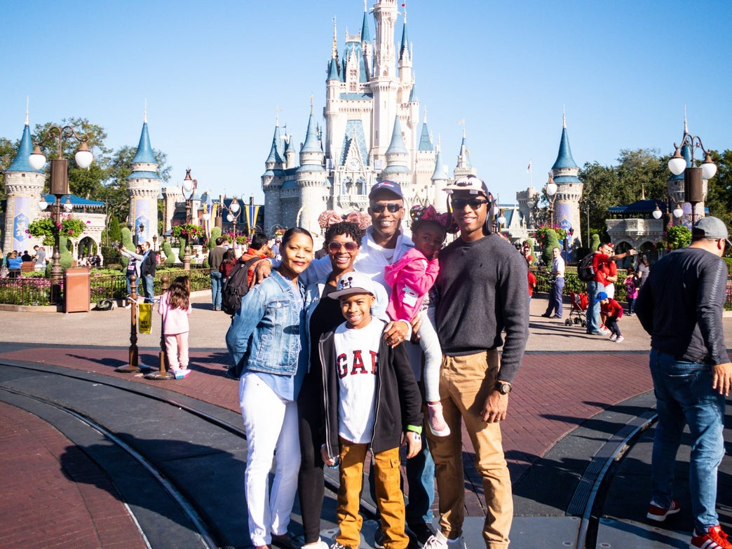 Our Favorite Curly Girl Jessica Lewis Shares Magical Moments That Last A Lifetime At Walt Disney World