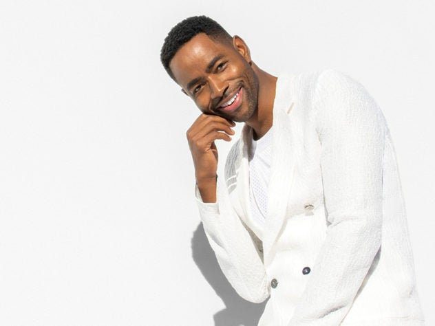 Jay Ellis Is White Hot In Summer's Coolest Hue