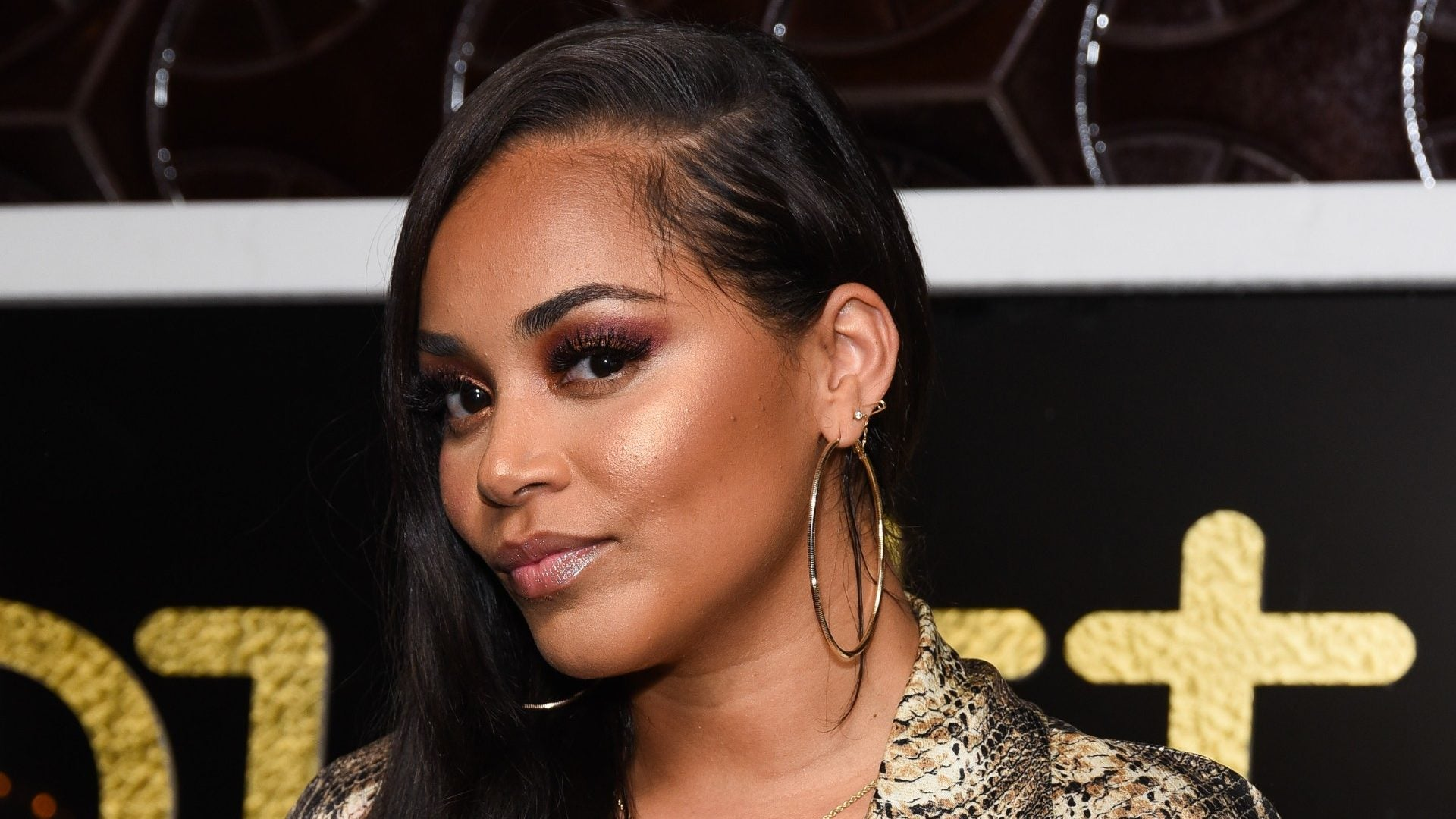 15 Times Lauren London And Those Dimples Made Us Melt