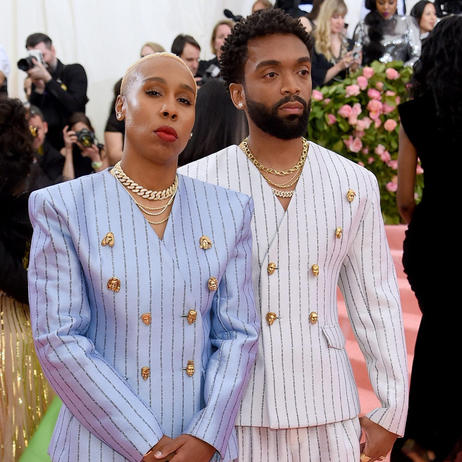 Lena Waithe honors Ru Paul and Black Drag Queens with Met Gala Look