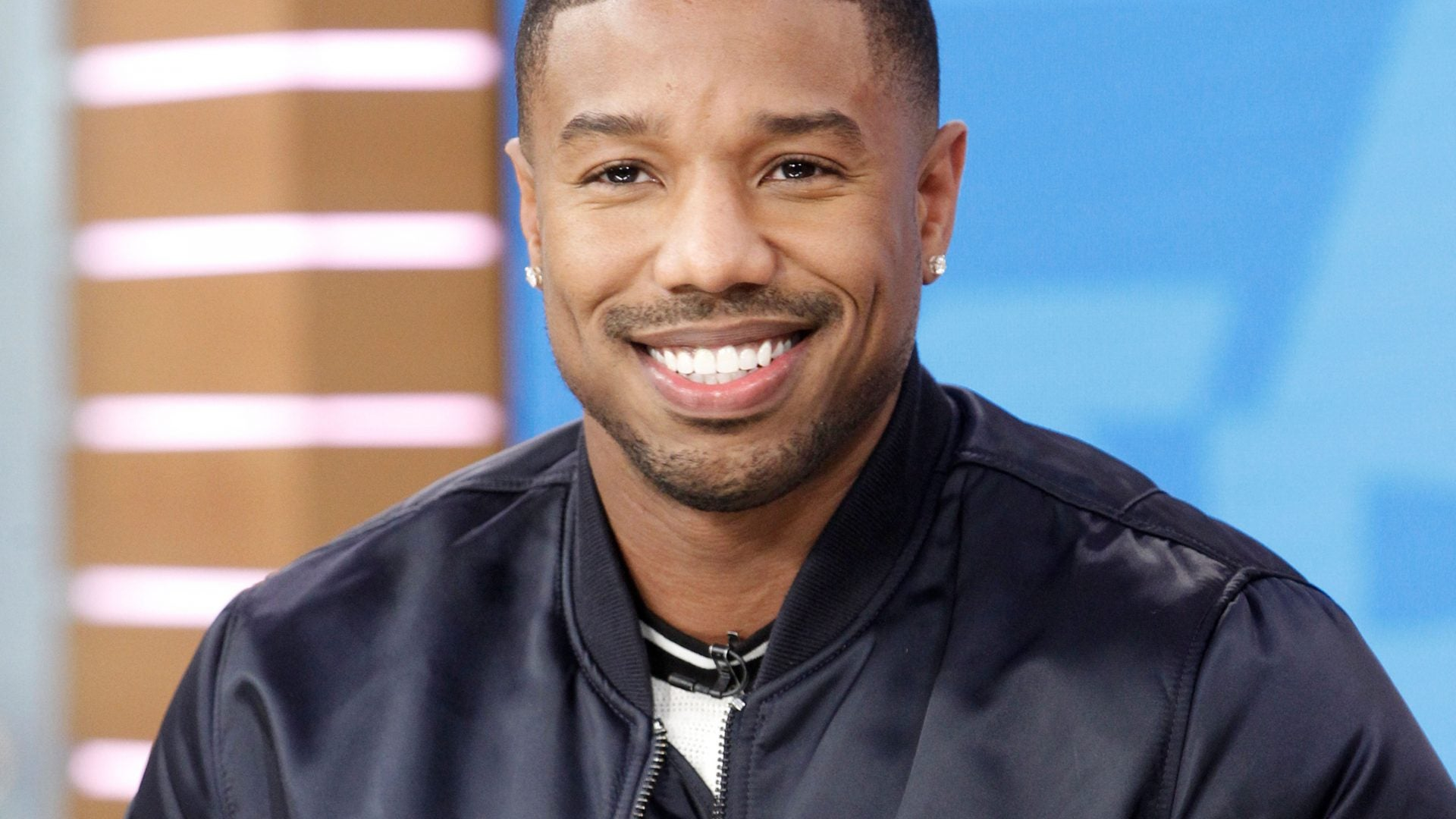 Michael B. Jordan's Rumored New Love Interest Is Gorgeous Without Makeup