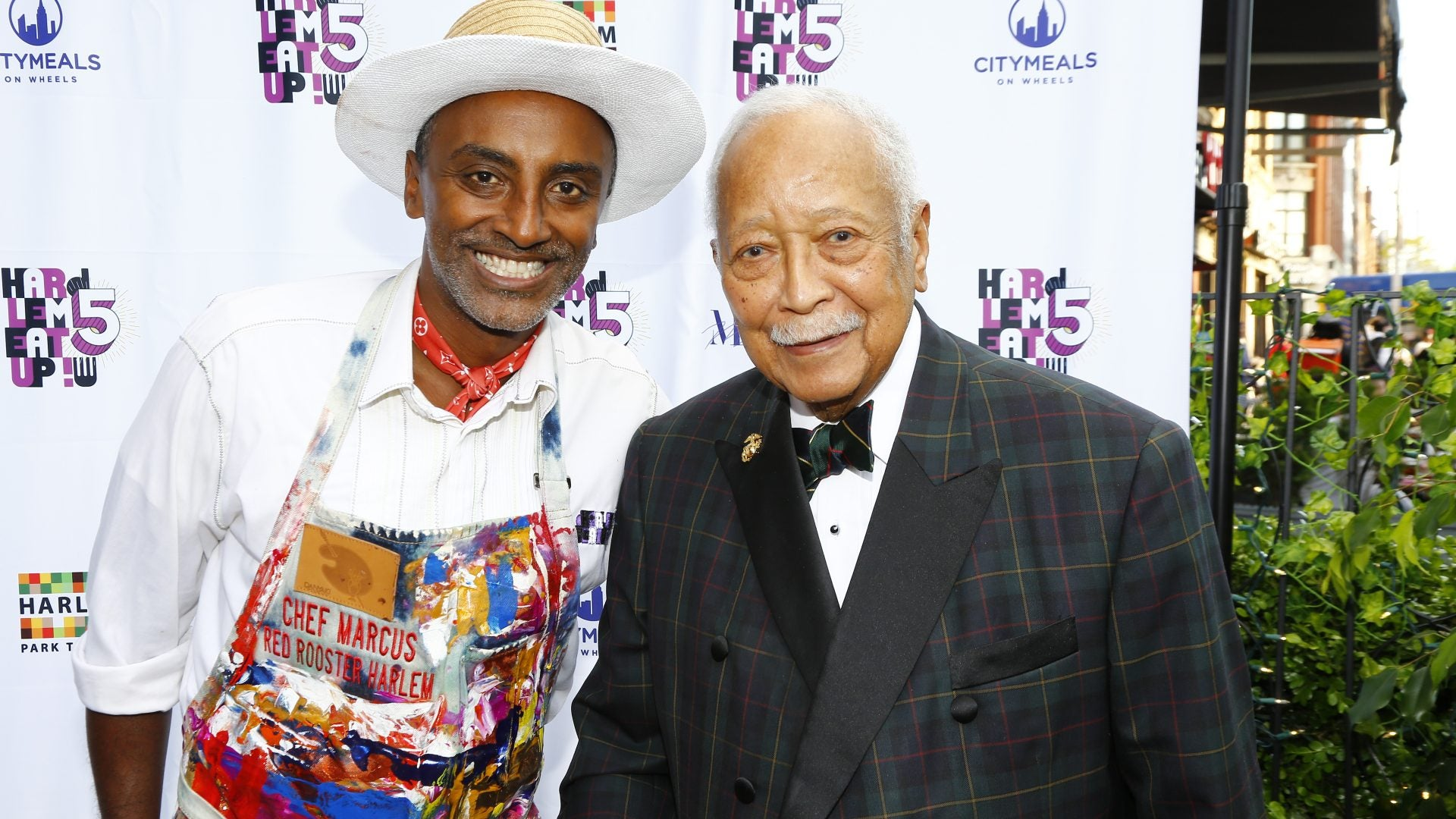 Celebs Celebrate The Best in Black Cuisine at the Annual Harlem Eatup! Festival