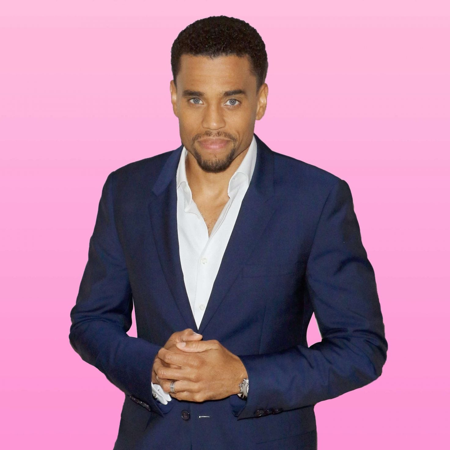 Michael Ealy Says His Wife Handles Watching His On-Screen Sex Scenes Like A Champ