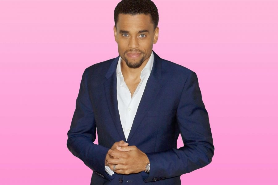 This Is How Michael Ealy's Wife Breaks The Ice During His Sex ...