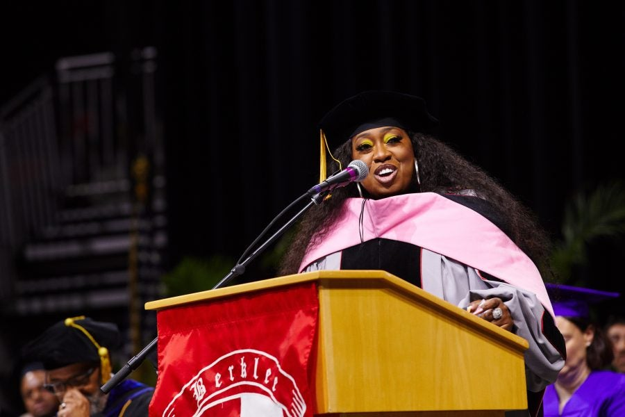 Missy Elliott Becomes First Female Rapper To Receive Honorary ...