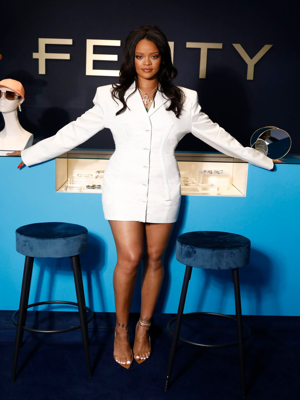 Rihanna To Open A Fenty Pop-Up At The Webster In SoHo