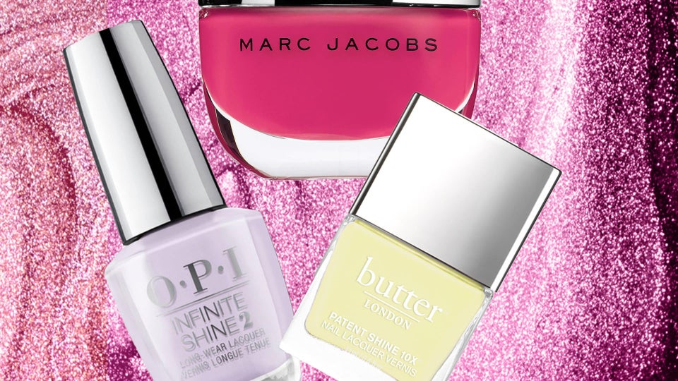 These Vibrant Nail Colors Will Set The Mood for Summer Fun
